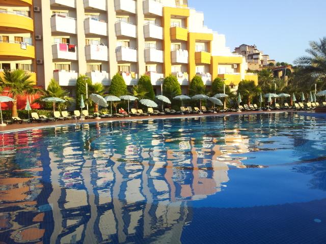 Hotelanlage Side