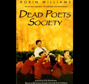 Preview – Dead Poets Society von N. H. Kleinbaum