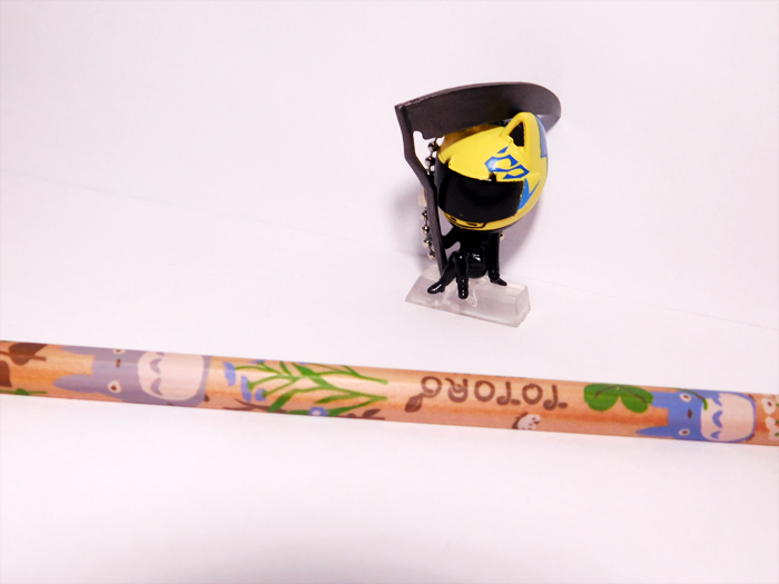 Durarara!!!-Anhänger und Totoro-Stift