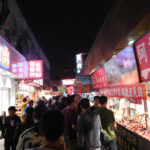 Essen in Peking Night Market und Snack Street 3