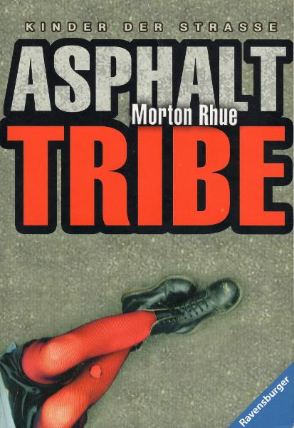 Cover Buch Asphalttribe