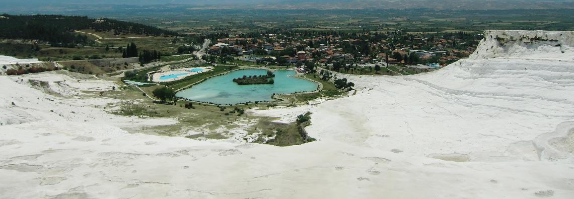 Pamukkale Panorama