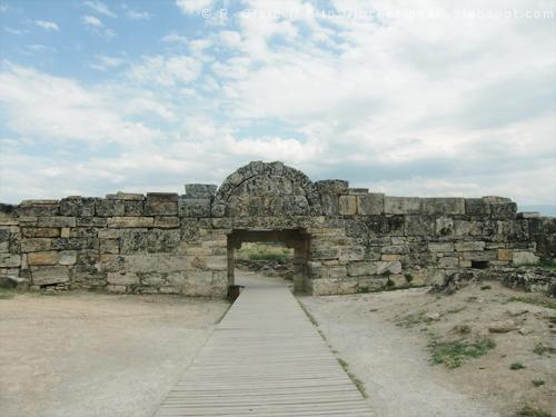 Tor in Hierapolis