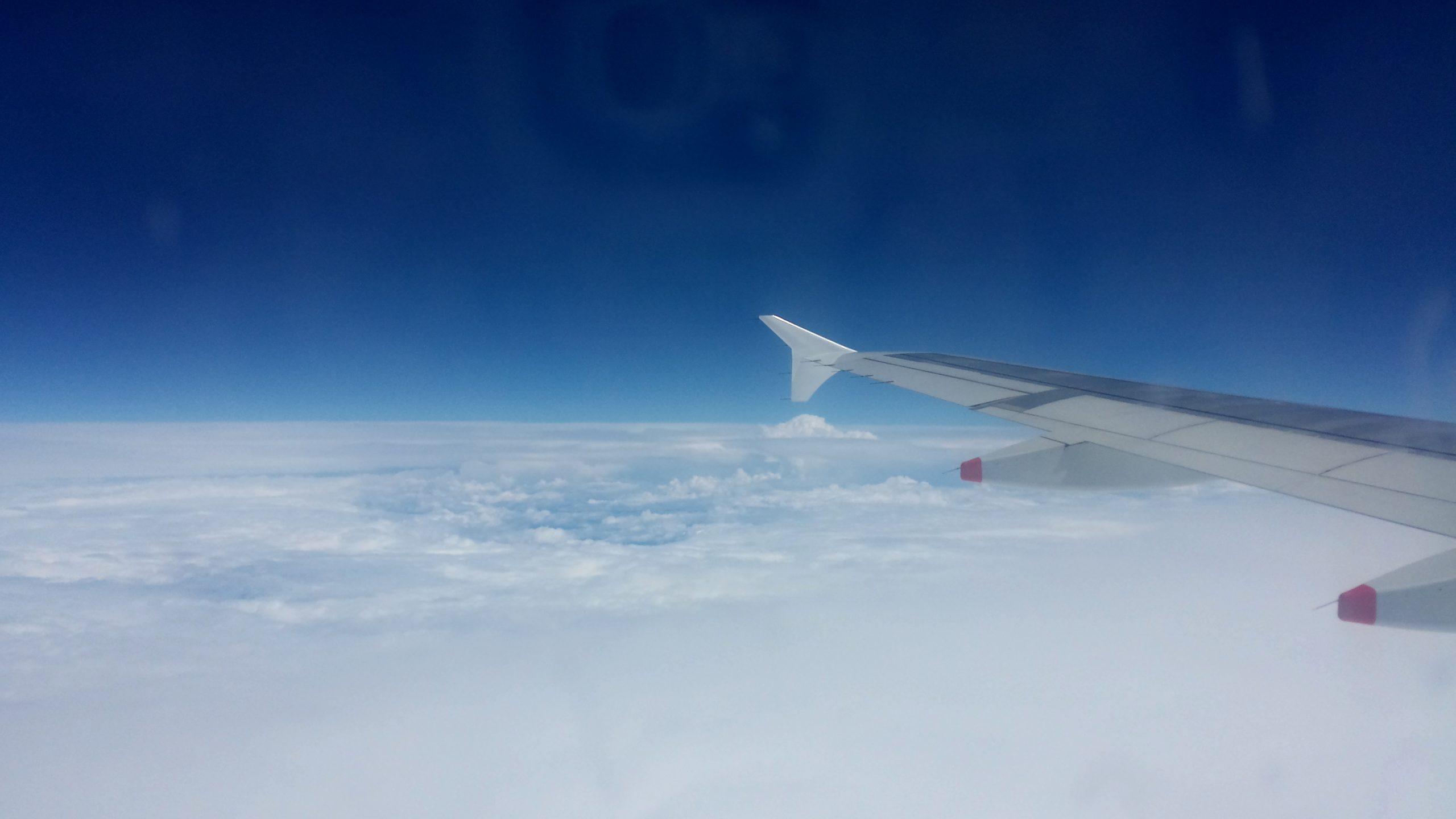 ... das obligatorisches Flugfoto...