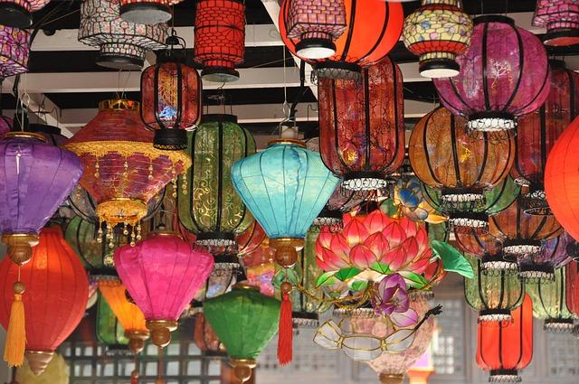 China Windlichter