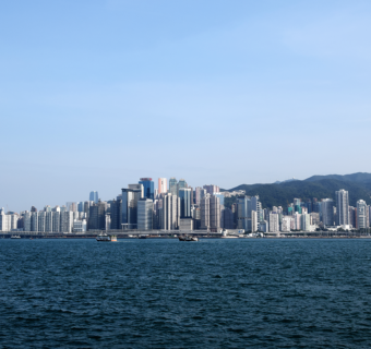Hong Kong – Great Britain meets China