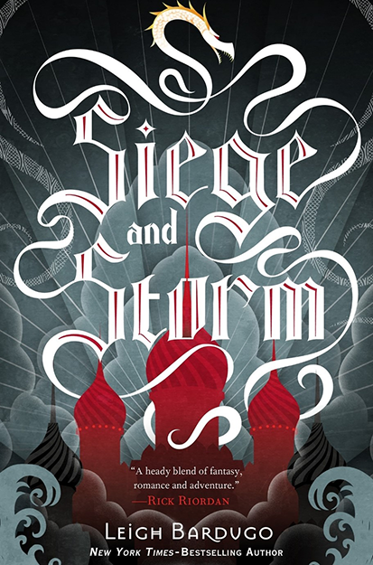 Siege and Storm Cover
