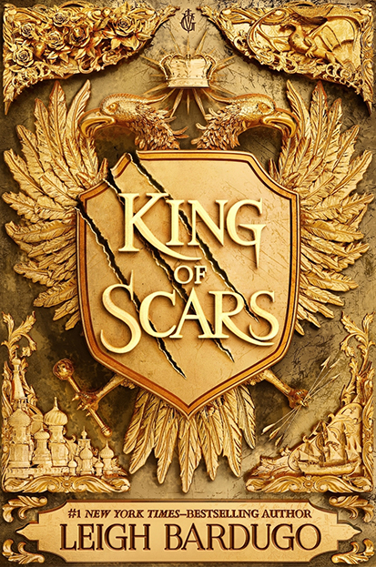 King of Scars Buchcover