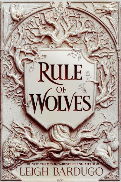 Rule of Wolves Buchcover